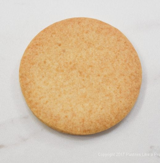 Cookie with toasted sugar for Toasted Sugar or Not!